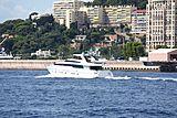 Kavalier yacht cruising