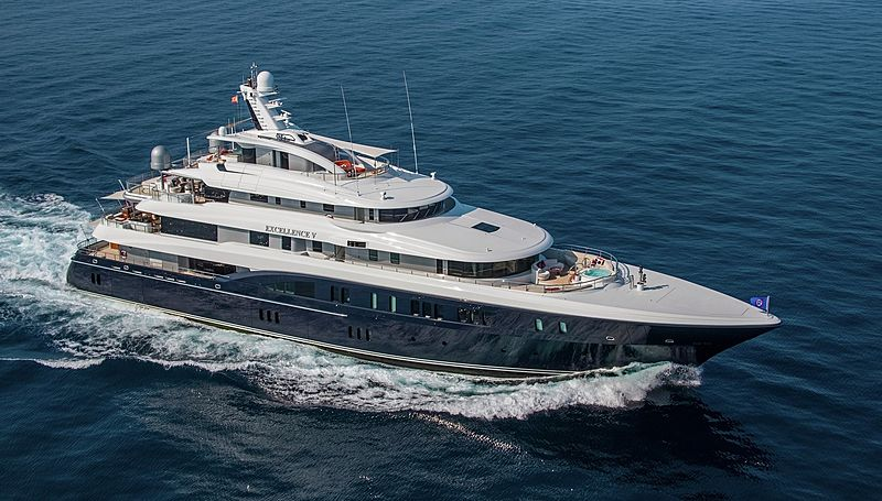 ARIENCE yacht Abeking & Rasmussen