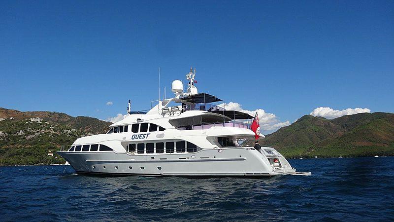 QUEST R yacht Benetti