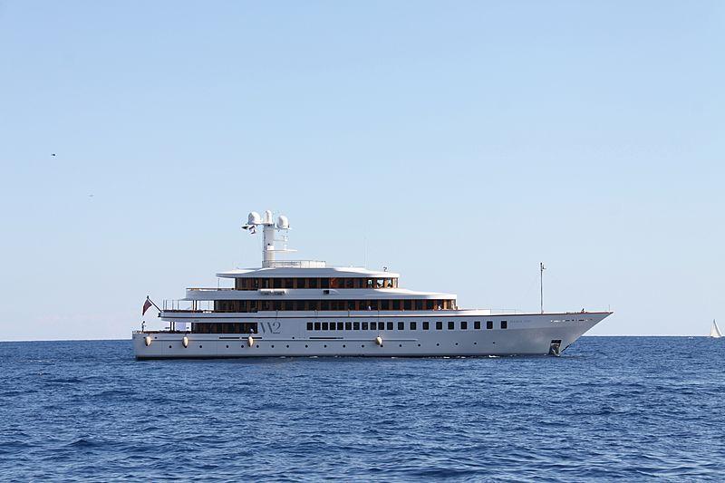 Wedge Too yacht off Monaco