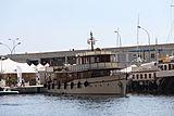 Over The Rainbow yacht in Monaco