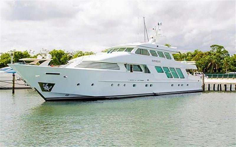 RAFFAELLA I yacht MCP