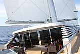 Onboard Maltese Falcon Yacht during the Perini Navi Cup 2013