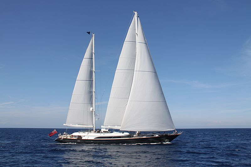 PANTHALASSA yacht Perini Navi