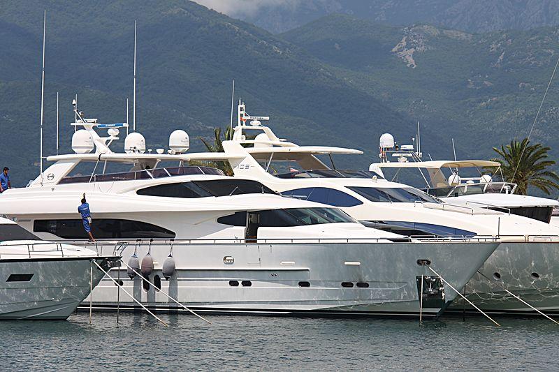 ANNABEL II  yacht Horizon