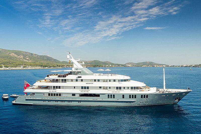BOADICEA yacht Amels