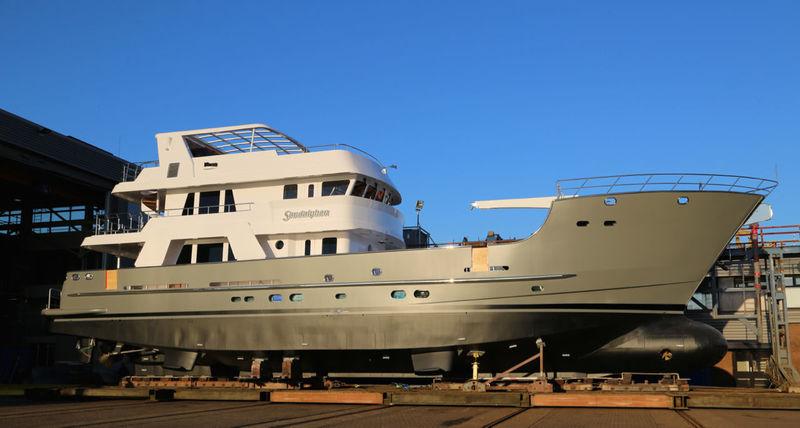 SANDALPHON yacht Balk