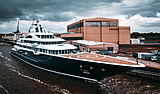 TIS motor yacht by Lürssen