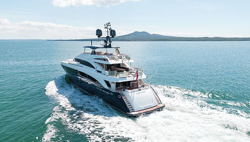Odyssey superyacht by Princess cruising