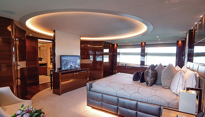 Odyssey superyacht by Princess