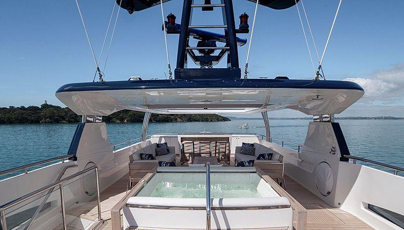 Odyssey superyacht by Princess