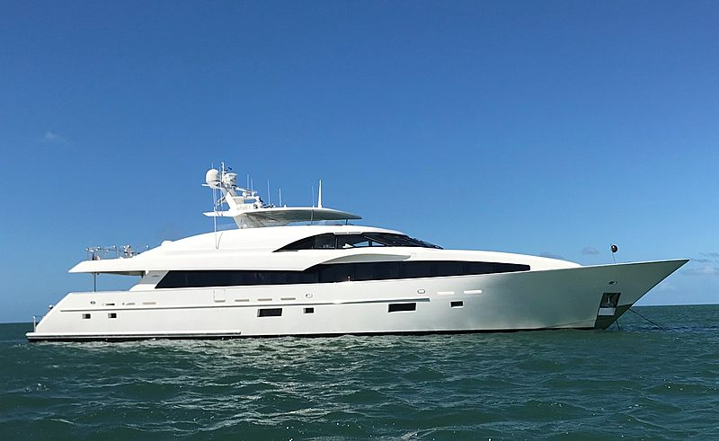 FUGITIVE yacht Northcoast