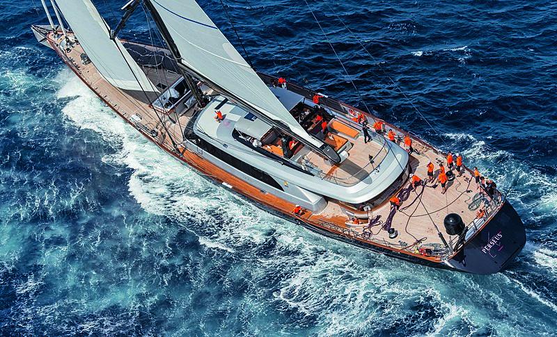 Perseus 3 yacht à voile