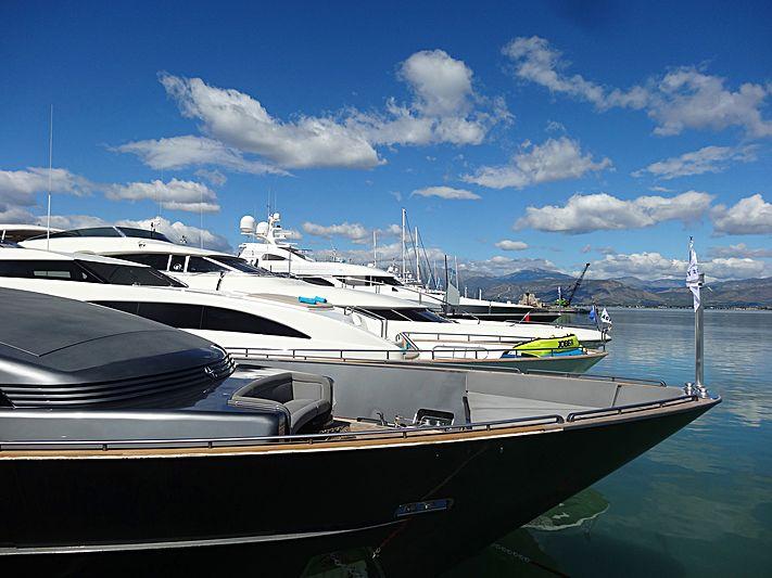 Mediterranean Yacht Show 2019