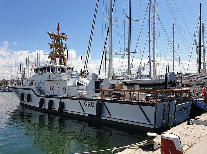 SOLUTION yacht Westport