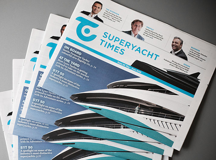 SuperYacht Times Newspaper Issue 26