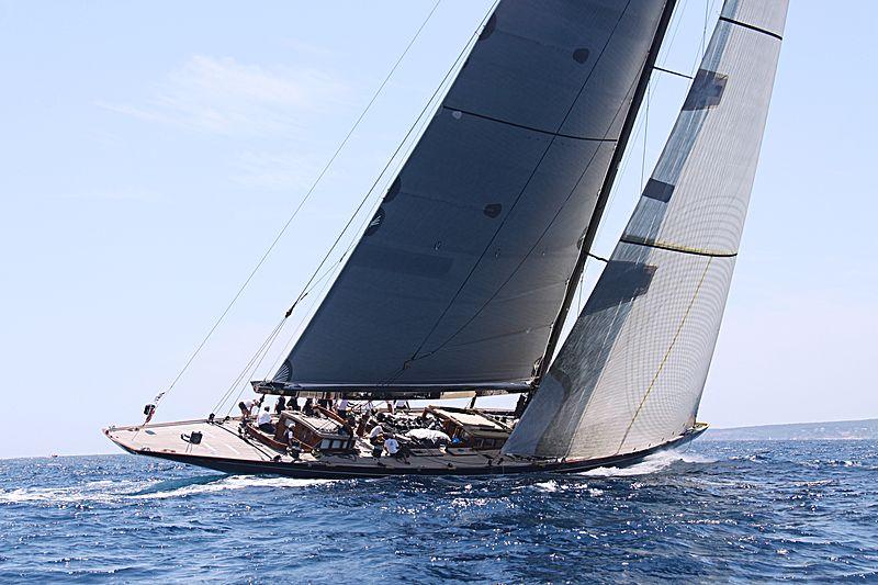 Maria Cattiva yacht sailing