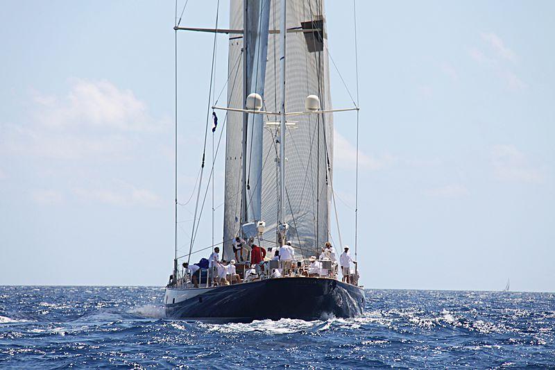 REBECCA yacht Pendennis