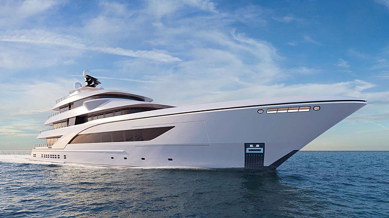 S-Class yacht