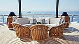 Barbara yacht deck