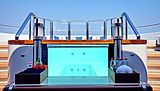 Barbara yacht pool