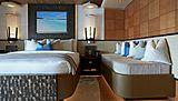 Barbara yacht stateroom