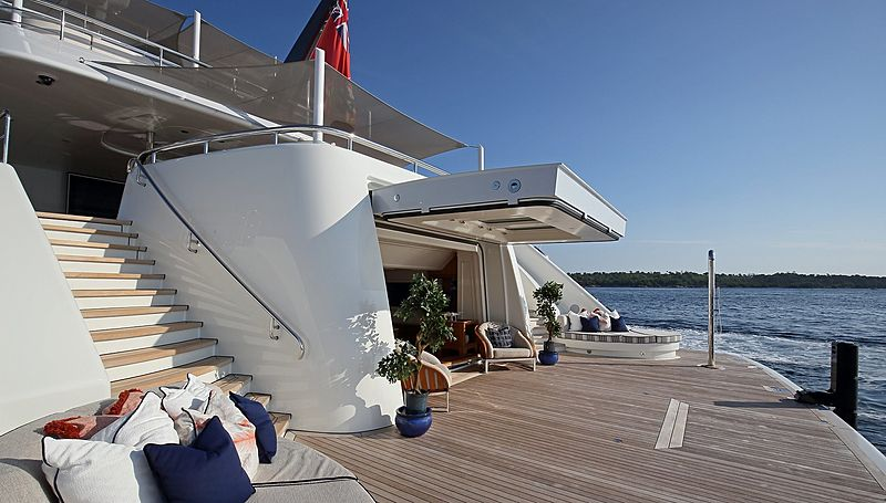 Areti yacht beach club