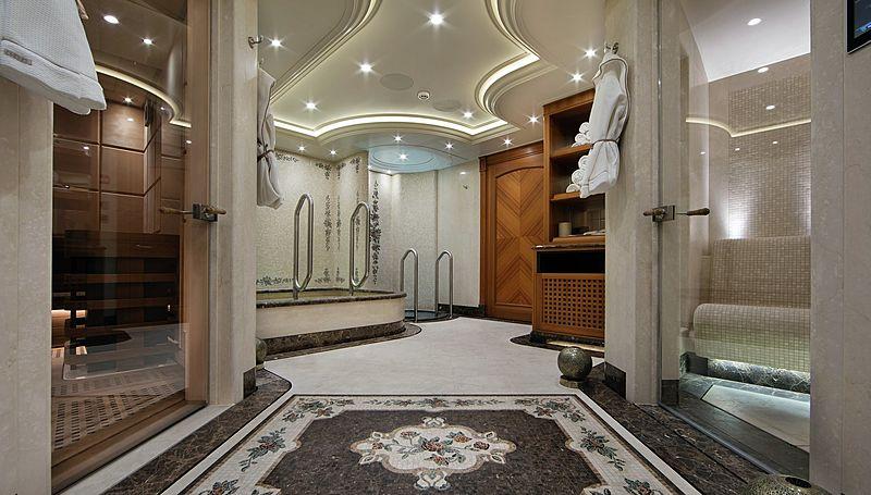 Areti yacht spa