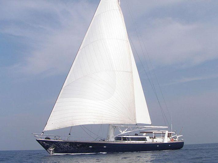 ORIEL yacht Y.B.M.