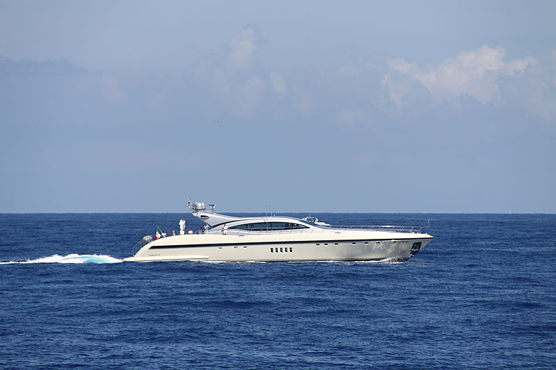 Be Cool2 yacht cruising off Porto Cervo
