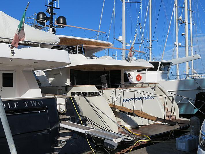 ANYTHING GOES V yacht Sanlorenzo