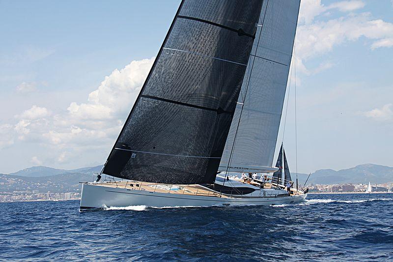 Salperton yacht sailing
