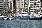 Wisting Yacht Norwegian Navy