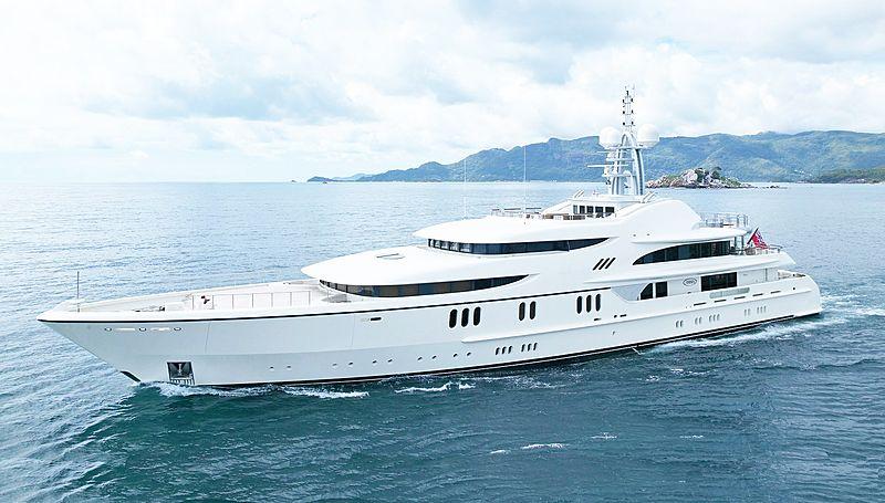 ANNA I yacht Feadship