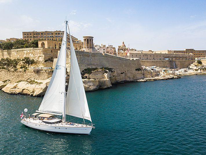 PANDEMONIUM yacht Oyster