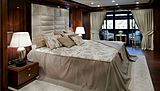 J'Ade yacht owner's stateroom