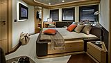 J'Ade yacht guest  stateroom