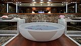 J'Ade yacht owner's bathroom