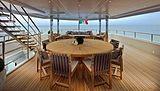 J'Ade yacht deck
