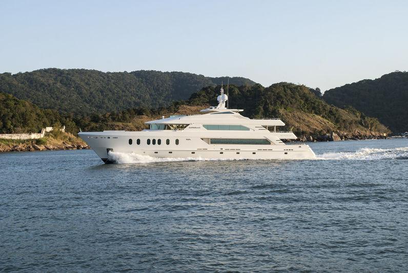 RAFFAELLA II yacht MCP