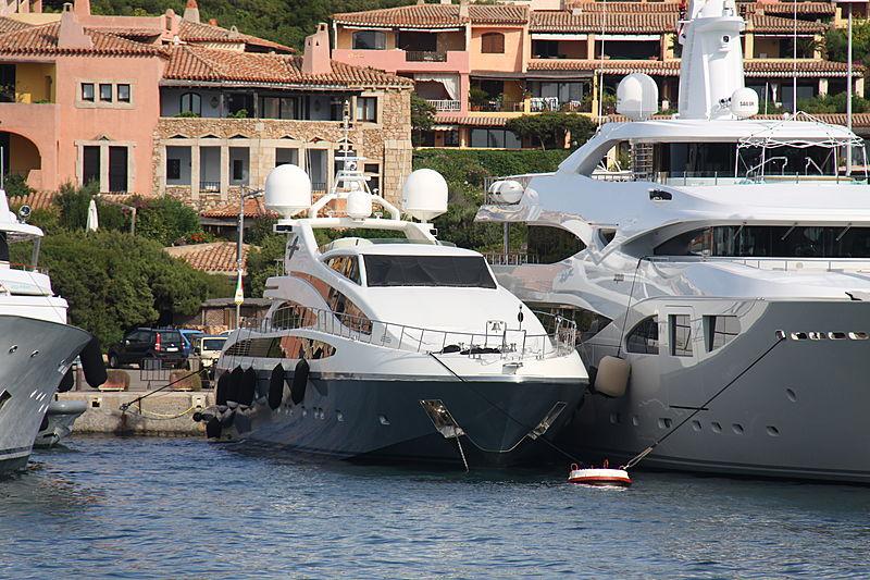 M.J. TAKNM yacht ISA