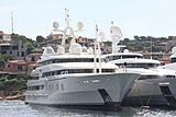 Montkaj yacht in Porto Cervo