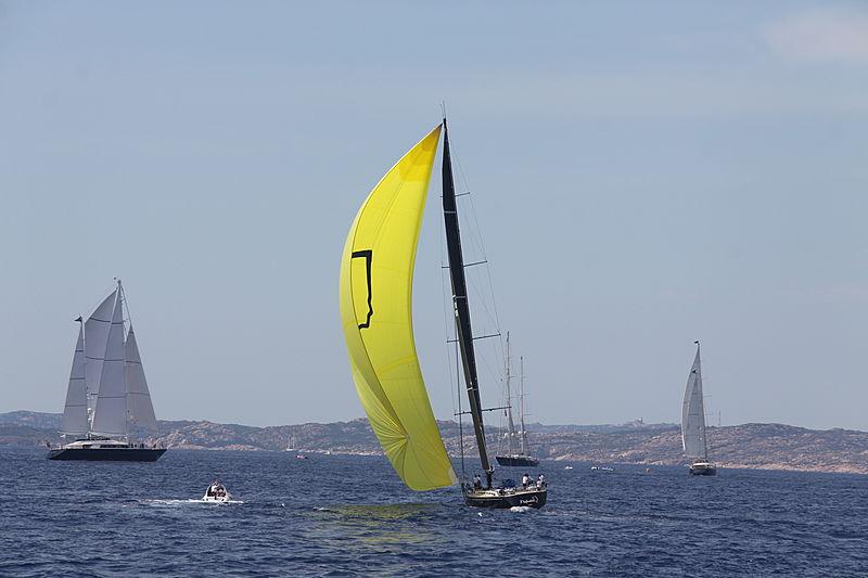 Nefertiti yacht sailing