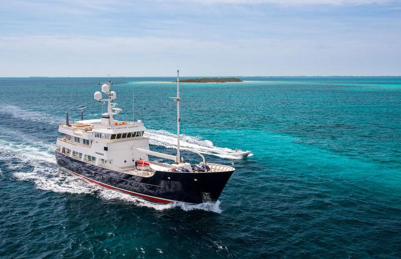 PIONEER yacht Palmer Johnson