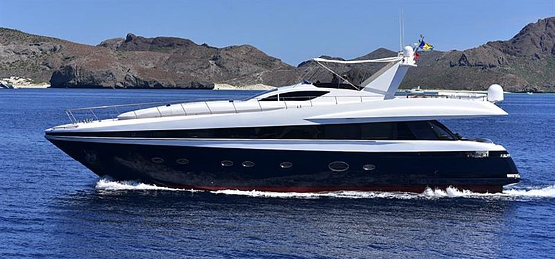 SOLANGE II yacht Rodriquez