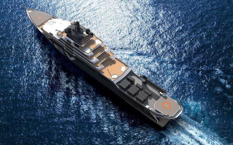 REV Vard expedition vessel
