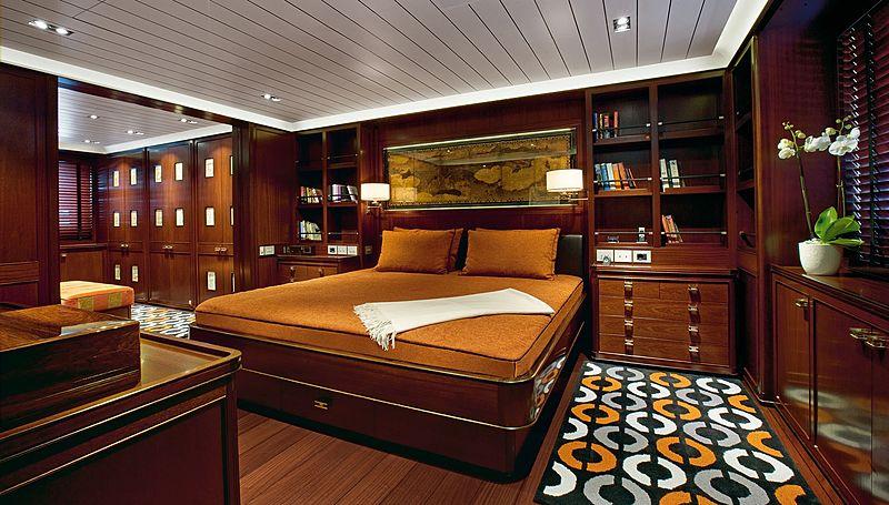 Galileo G yacht stateroom