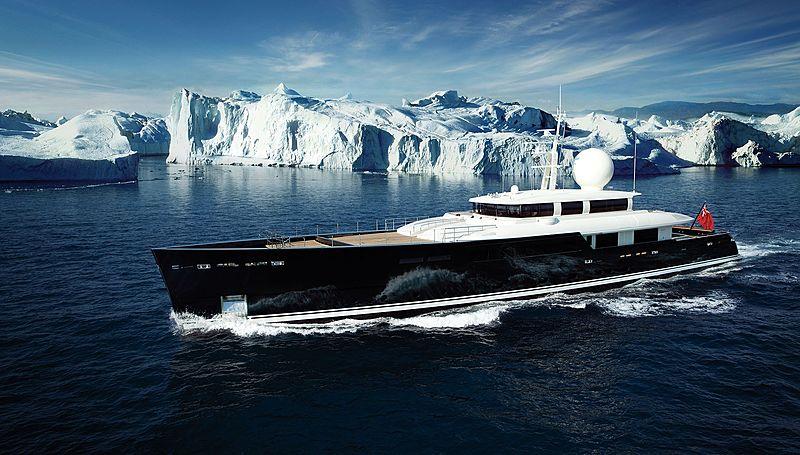 Galileo G yacht cruising