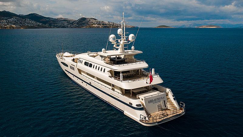 Lord of the Seas yacht in Yalikavak