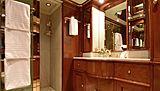 Lady Michelle yacht bathroom